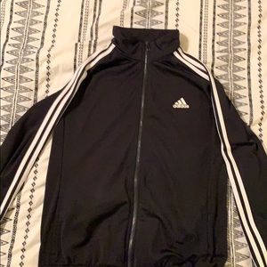 Adidas running jacket.